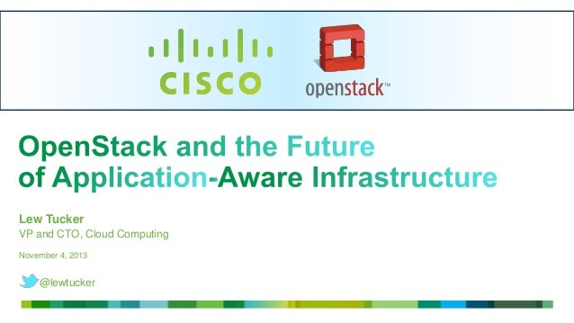 OpenStack and the Future of Application Centric Infrastructure