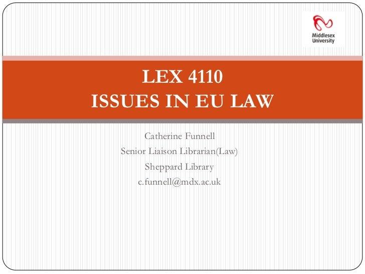 Lex 4110