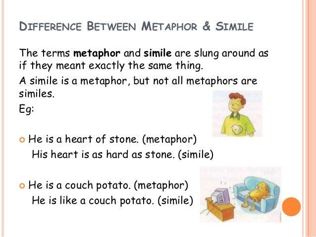 essay on simile and metaphor