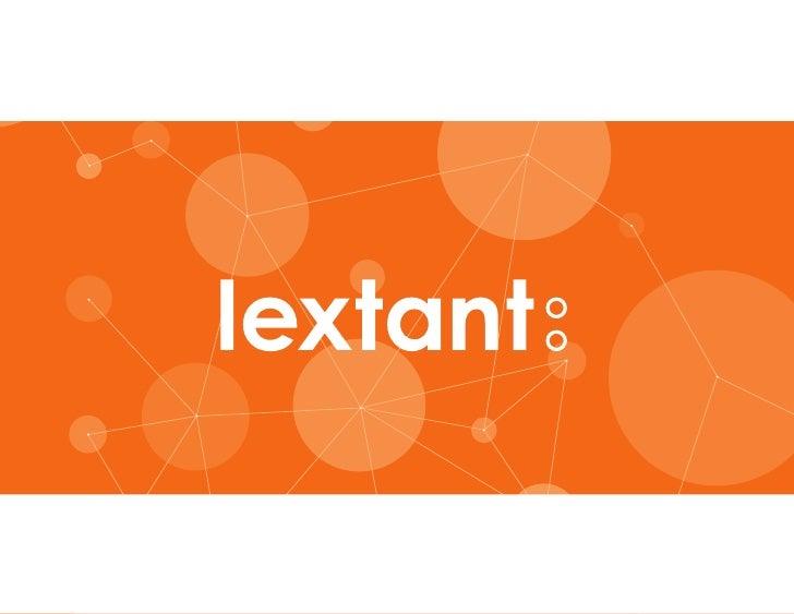 Lextant SXSW 2013 Innovation Intervention