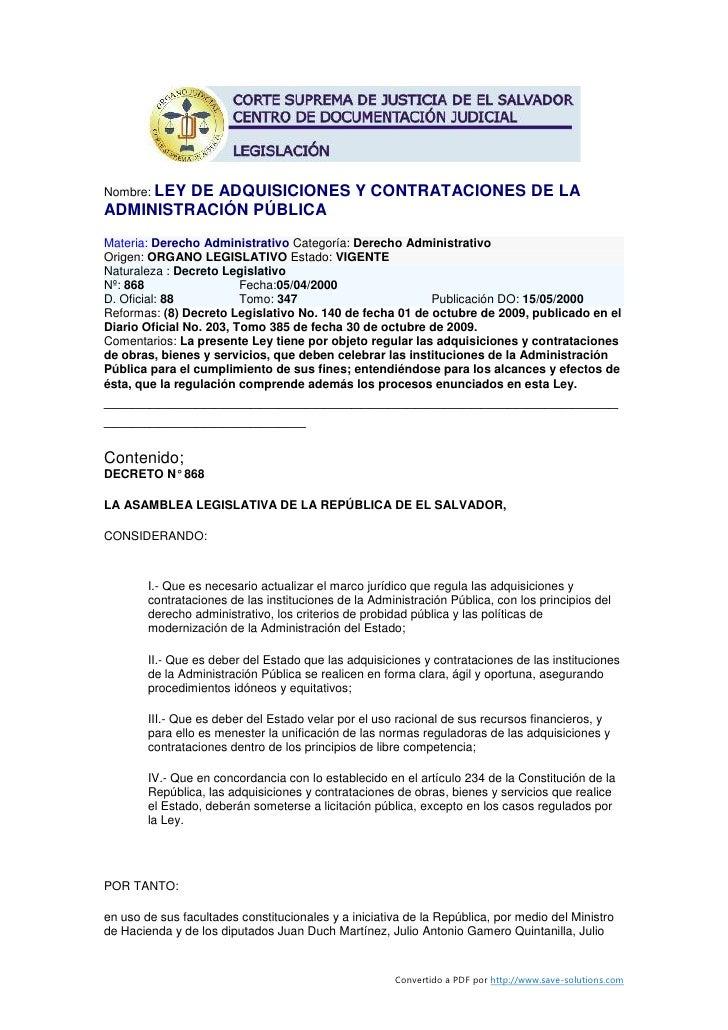 Ley de-adquisiciones-y-contrataciones-de-la-administración-pública