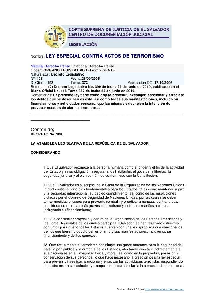 Ley especial-contra-actos-de-terrorismo