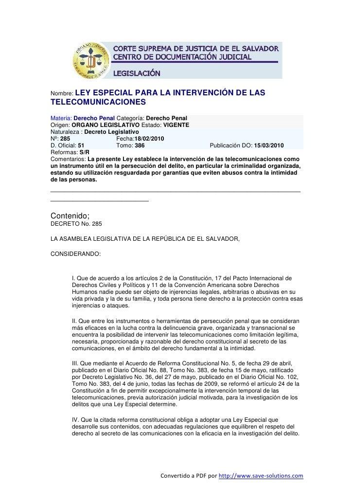 Ley especial-para-la-intervención-de-las-telecomunicaciones