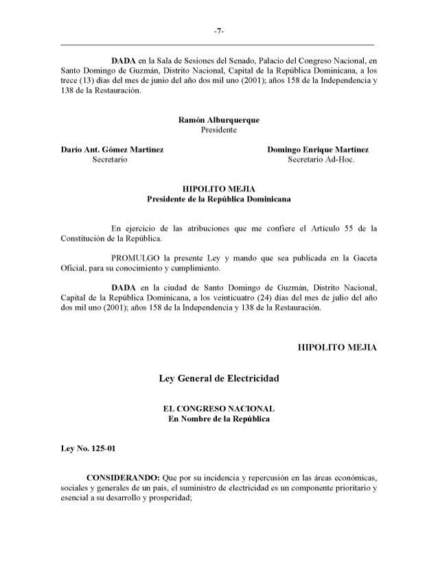 DADA en la Sala de Sesiones del Senado, Palacio del Congreso Nacional, en  Santo Domingo de Guzman, Distrito Nacional, Cap...