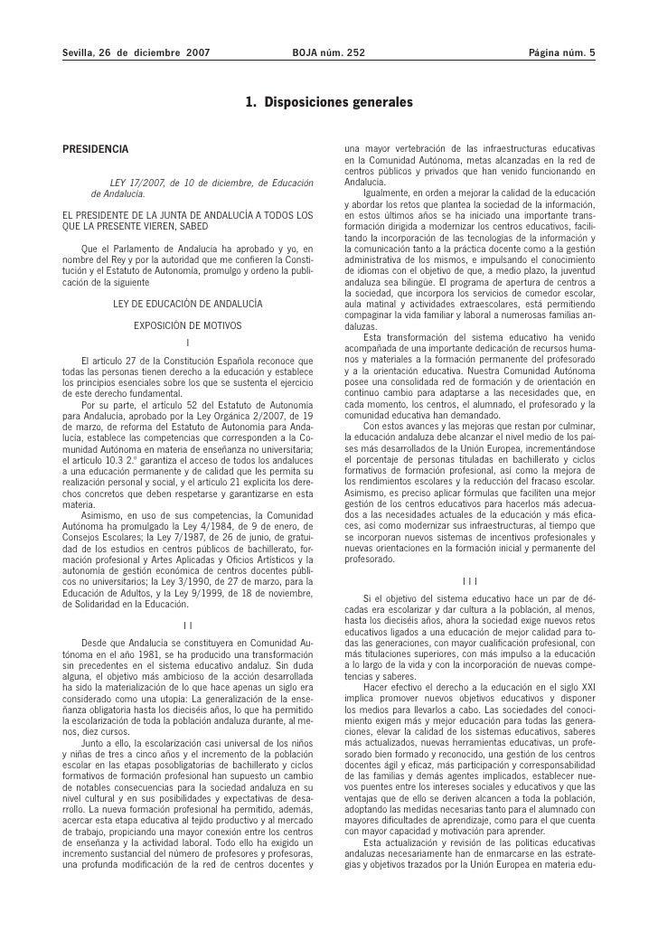 Sevilla, 26 de diciembre 2007                                BOJA núm. 252                                          Página...