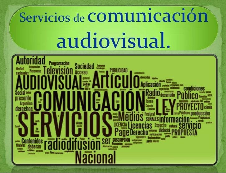 Ley 26522 / Titulos 7-8