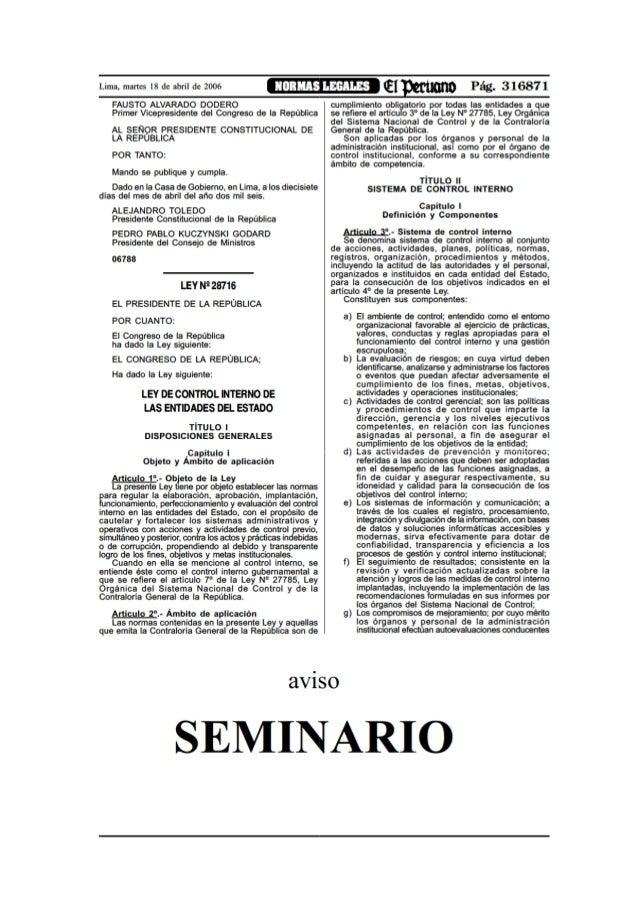 Lima,  martes IS de abril de 2006  FAUSTO ALVARADO DODERO Primer Vicepresidente del Congreso de la República  AL SEÑOR PRE...