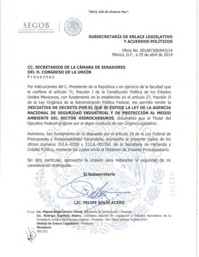 Ley agencia nac_segir_industrial