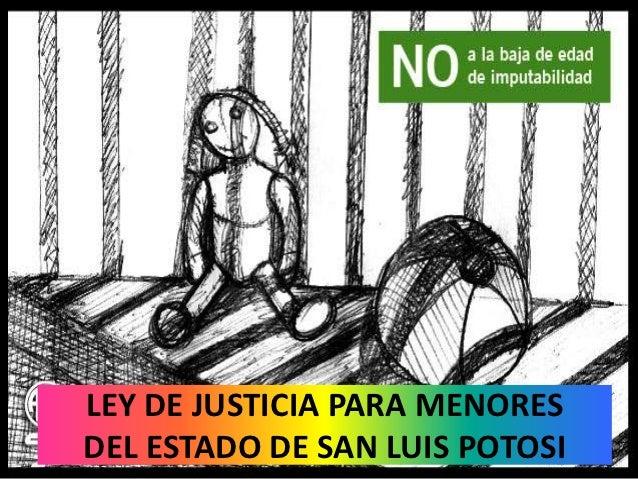 ley de menores espana: