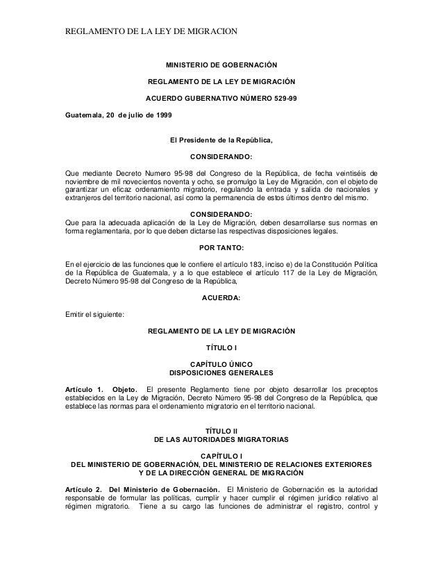 Ley de migracion guatemala for Ministerio de migracion