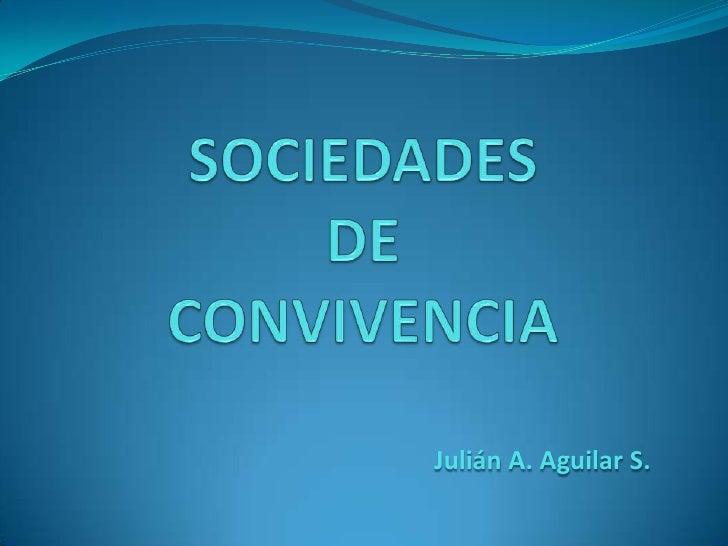 Julián A. Aguilar S.