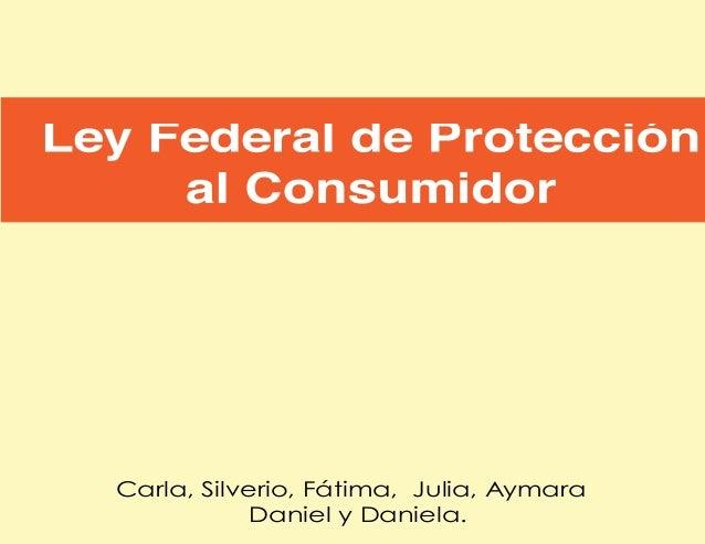 ley federal 1420: