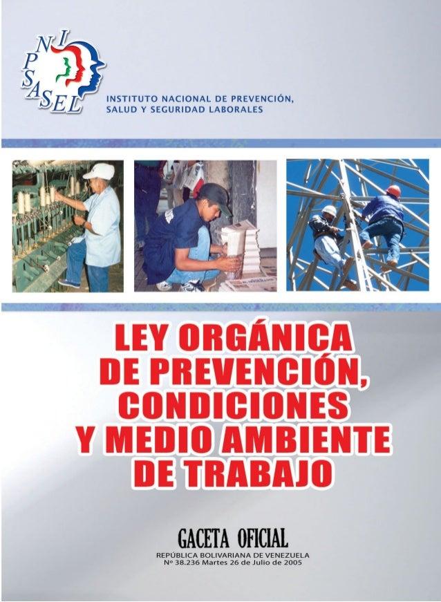 INSTITUTO NACIONAL DE PREVENCIÓN,SALUD Y SEGURIDAD LABORALES