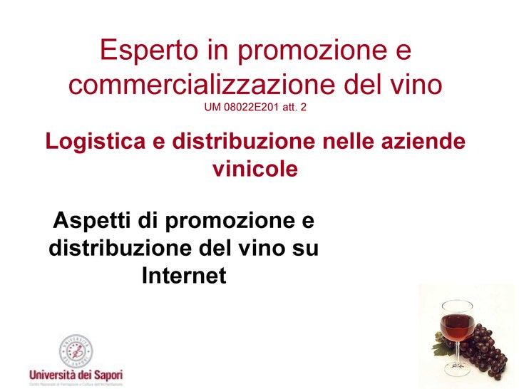 Promozione del vino nel web 2.0