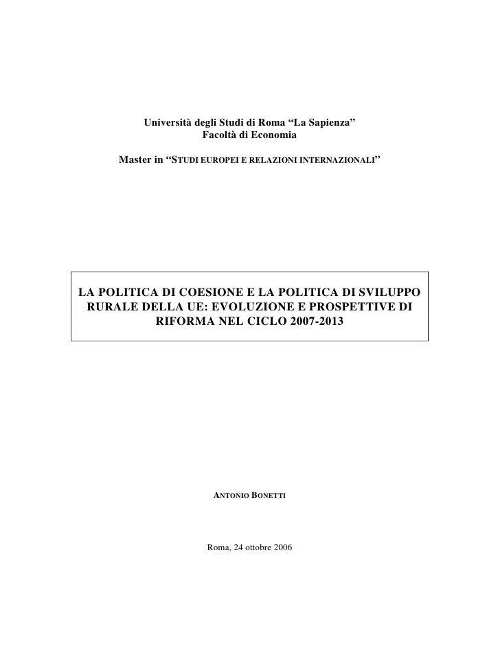 Lezione eurosapienza pc psr_es2410