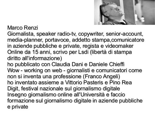Lezione UniSi Master editoria Arezzo