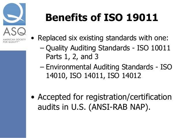 Nueva ISO - Gu a para auditar sistemas de gesti n