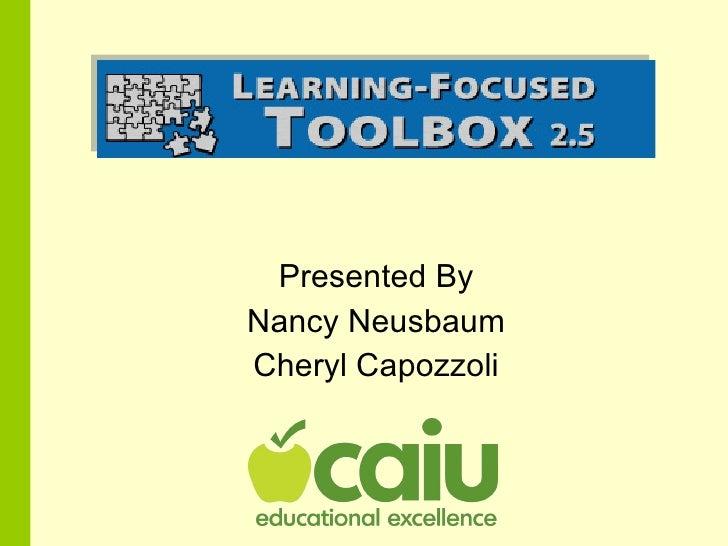 LFS Toolbox 2.5
