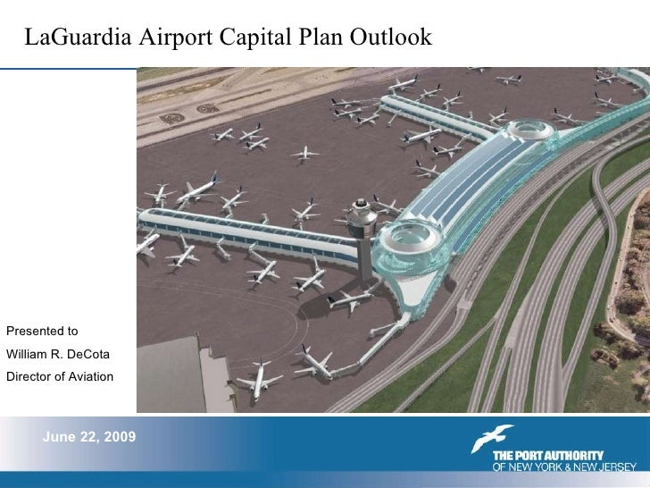 Lga Capital Plan Presentation 2009