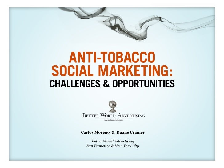 Countermarketing Big Tobacco for the LGBT Community