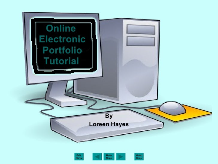 L Hayes Online E Portfolio