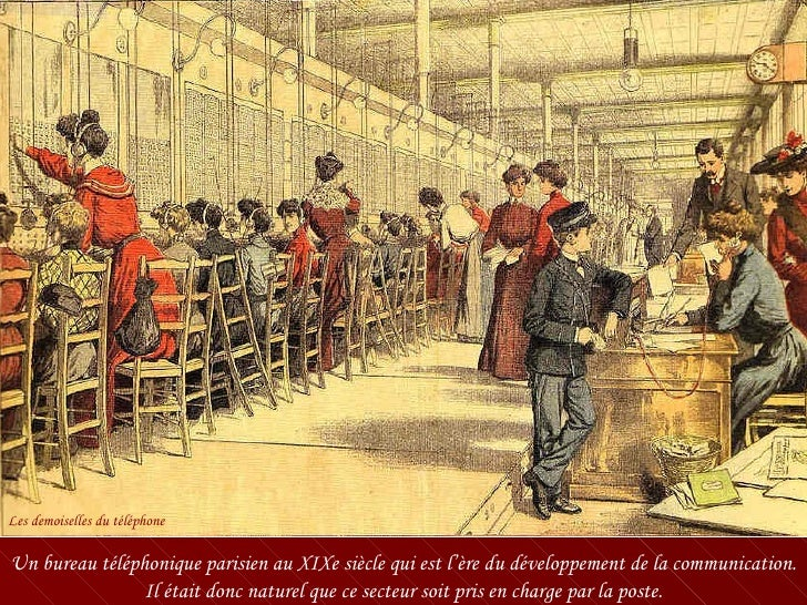 L Histoire Du Courrier Postal