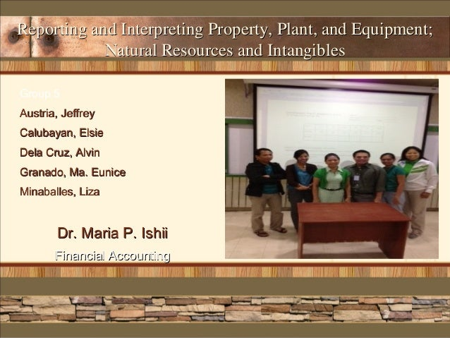 Slide 1McGraw-Hill/Irwin Reporting and Interpreting Property, Plant, and Equipment;Reporting and Interpreting Property, Pl...