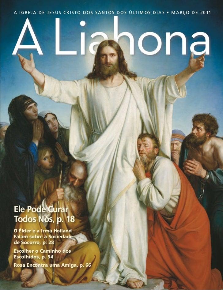 A Liahona 2011 março