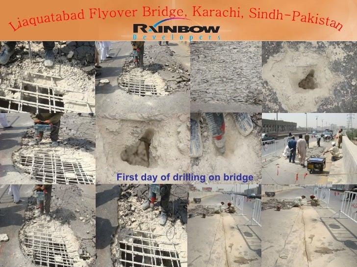 Flyover Bridge Karachi