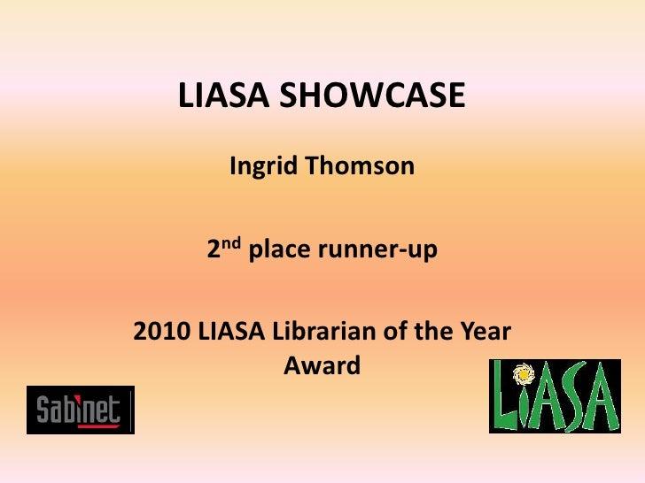 Liasa showcase