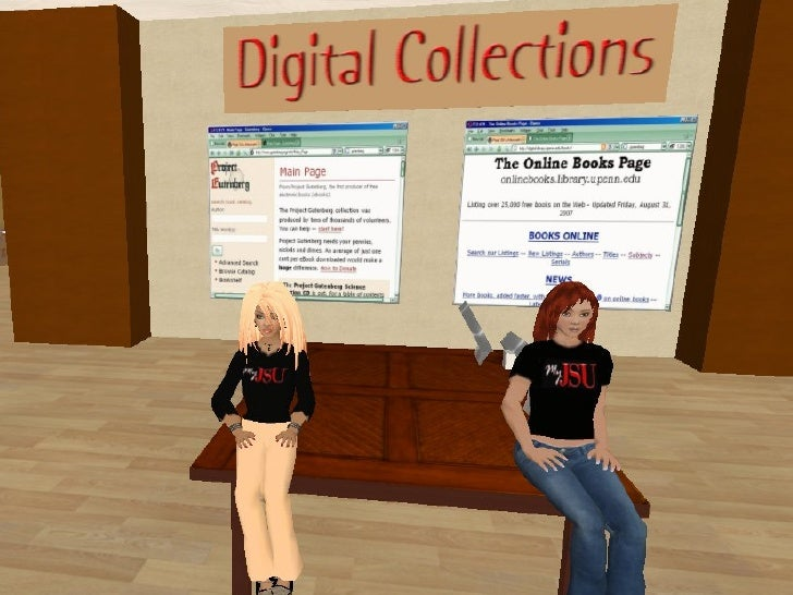 Living…and Thriving!…in a Library 2.0+ World