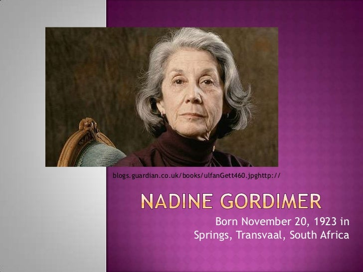 blogs.guardian.co.uk/books/ulfanGett460.jpghttp://                            Born November 20, 1923 in                   ...