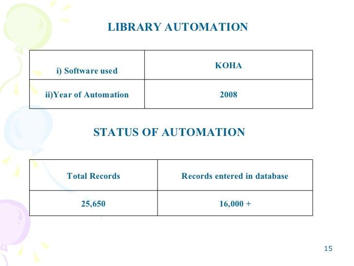research paper library automation Dr-ing armin wieschemann, senior director of global system development, konecranes, düsseldorf, germany view in full: research paper: automation and electric drives.
