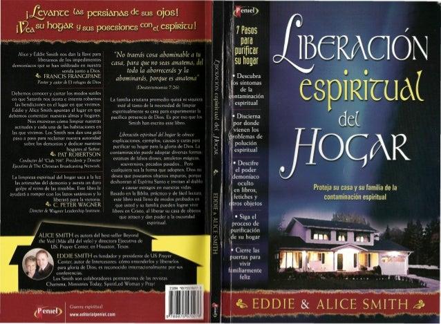 Liberación espiritual del hogar   eddie y alice smith