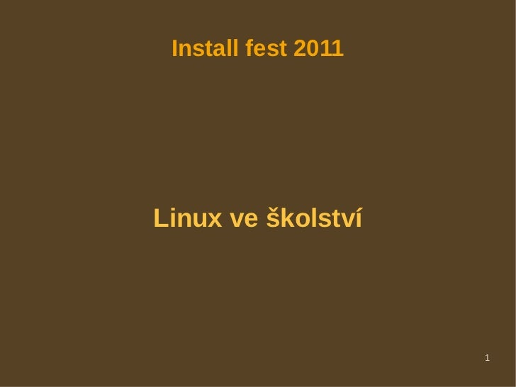 Liberix Installfest 2011