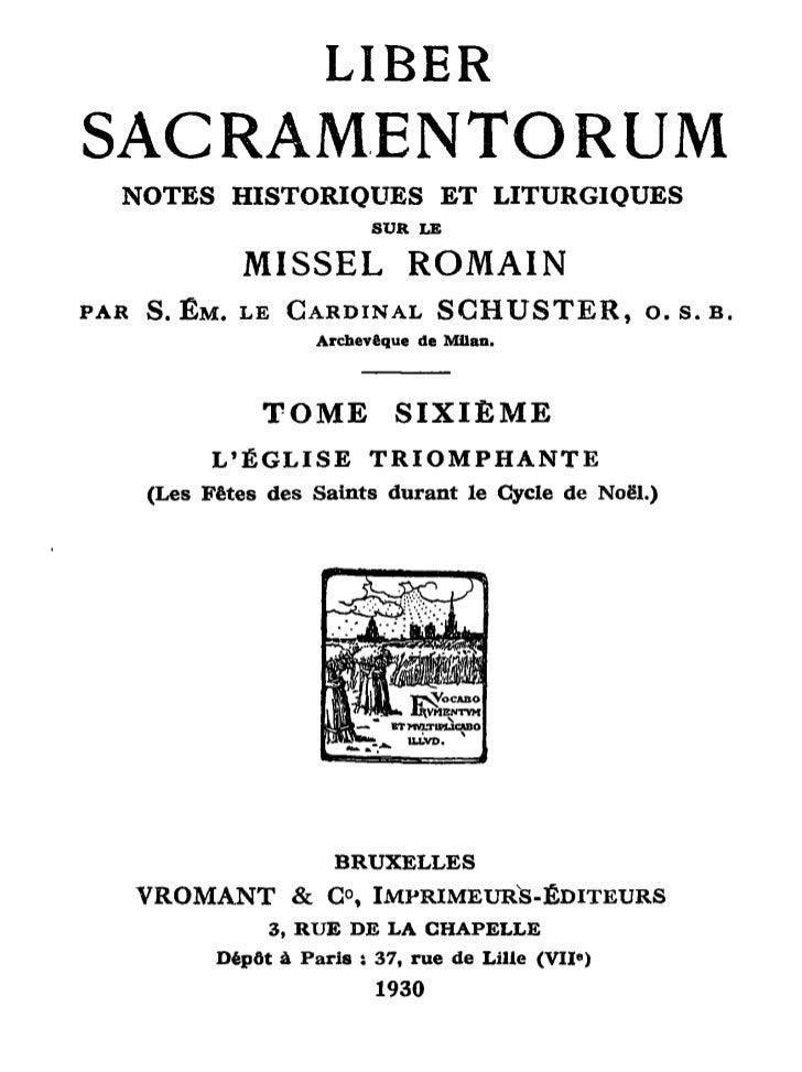 LIBERSACRAMENTORUM   NOTES HISTORIQUES ET LITURGIQUES                           SUR LE              MISSEL            ROMA...