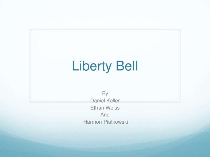 Liberty bell 3 k