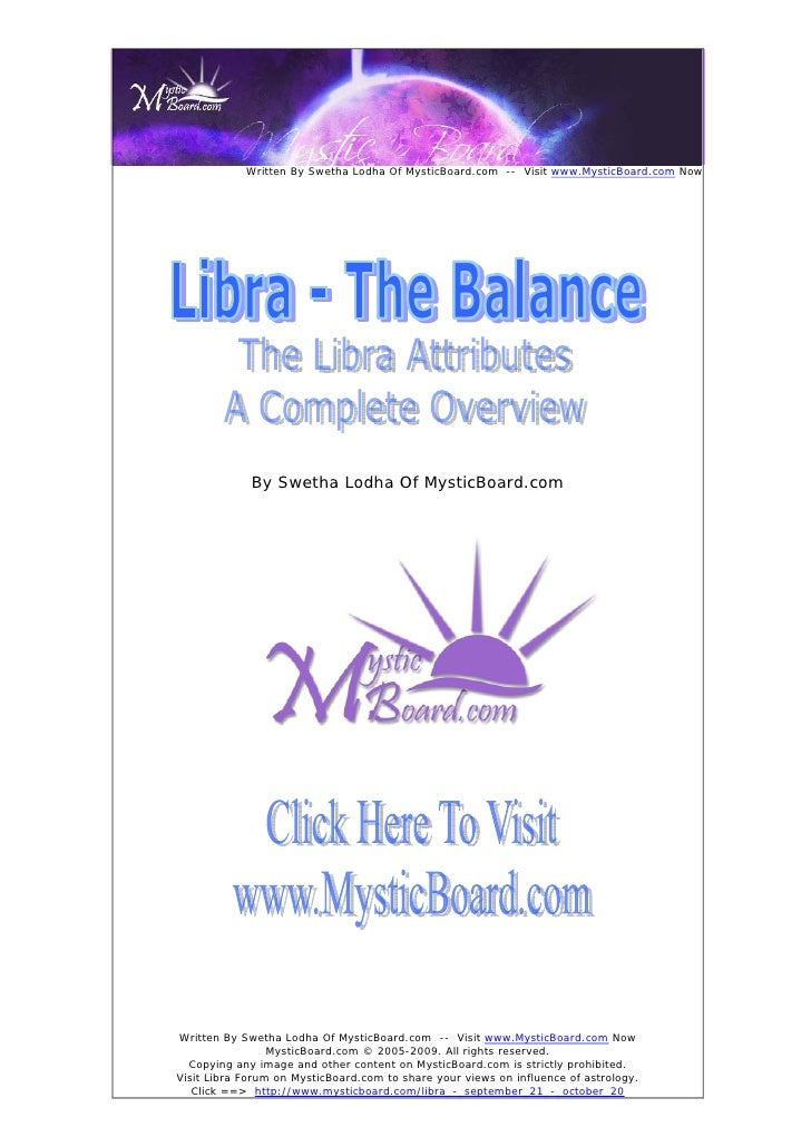 Zodiac Sign - Libra - The Balance - Best Career Options [Free eBook Guide]