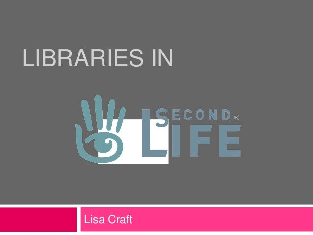 LIBRARIES IN Lisa Craft