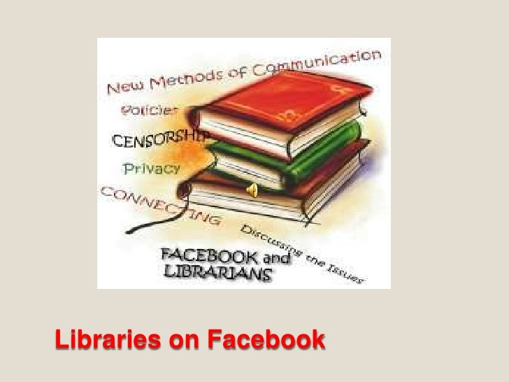 Libraries on Facebook