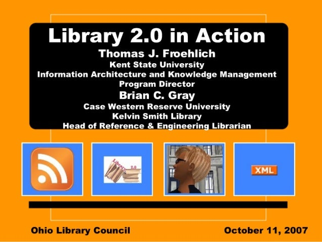 Library 2.0 in Action