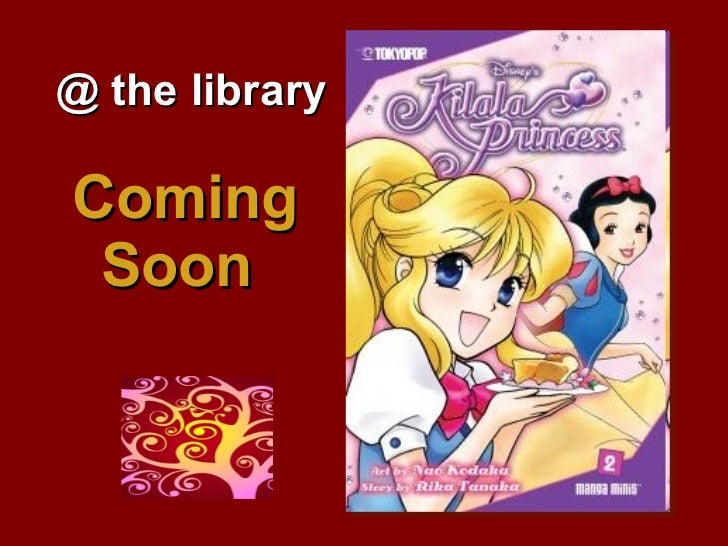 Coming Soon to Riverside Library