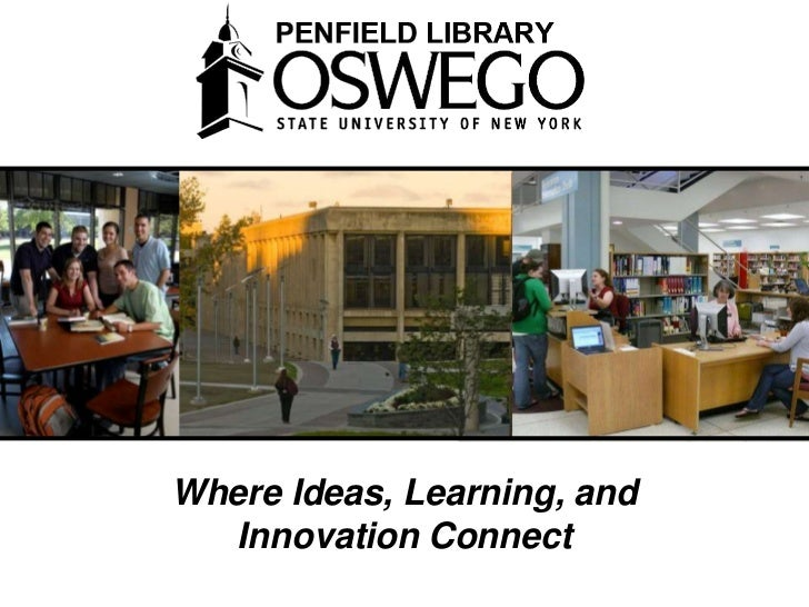 Where Ideas, Learning, and Innovation Connect<br />