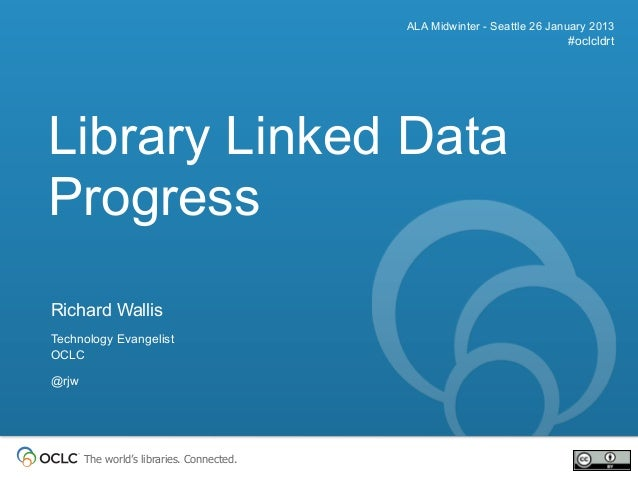 Library Linked Data Progress