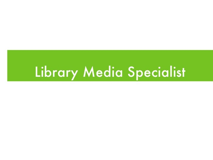 Library Media Specialist