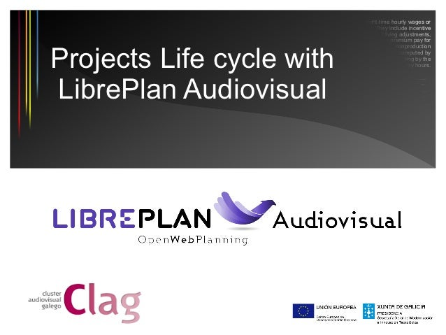 LibrePlan Audiovisual documentation