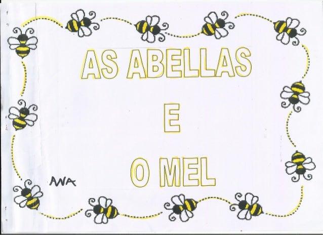 Libriño das abellas. 6º inf.