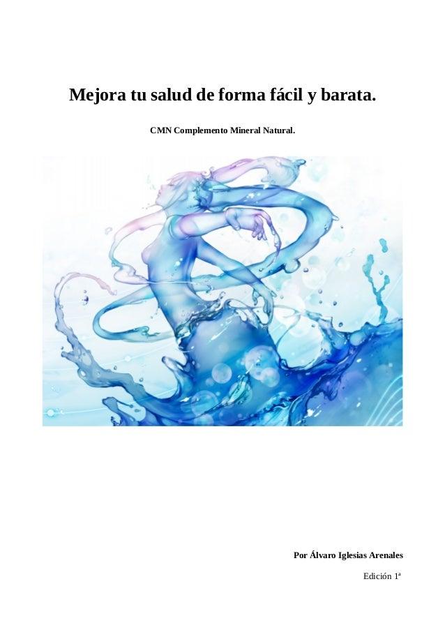 Libro Mejora tu Salud  de  Alvaro Iglesias  -  El PH en el Organismo