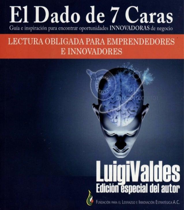 Libro dado 7 Luigi Valdes