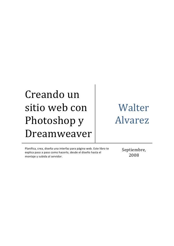 Creandoun sitiowebcon                                                          Walter Photoshopy            ...